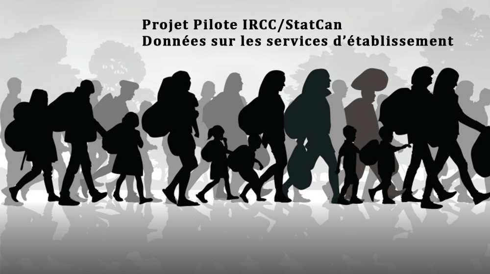 Project pilote IRCC/StatCan